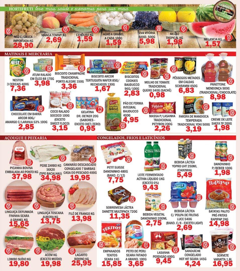 Supermercados Mendonça: Ofertas Especiais de Natal