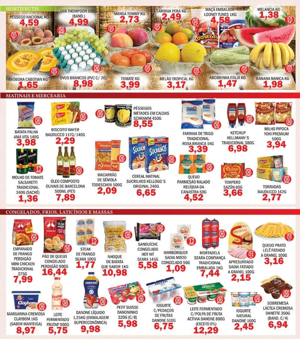 Ofertas Imperdíveis do Supermercados Mendonça