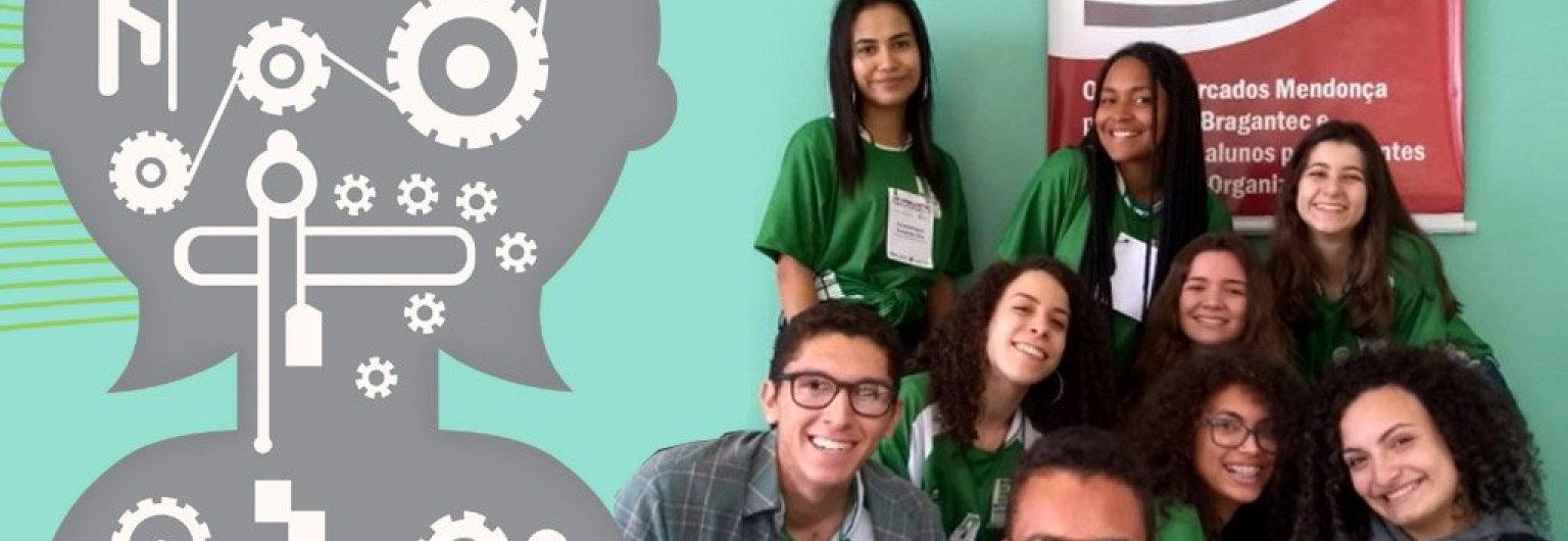 Mendonça prestigia a Bragantec - IFSP/2018